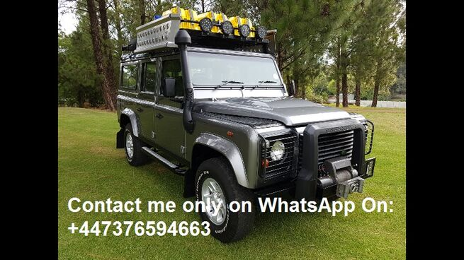 2010 Land Rover Defender - Cars Classifieds in Nairobi ...