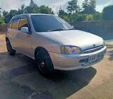 TOYOTA STARLET ON SALE CALL 0795571255