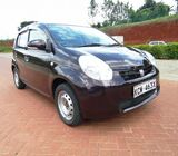 TOYOTA PASSO FOR SALE 0741355222