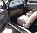 Toyota Xsis Silver Colour KBX 2006 1990 Cc Petrol Engine Automatic Transmission