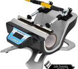 Freesub Sunmeta ST-210 pneumatic full automatical mini double-station mug sublimation printing machi