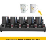 5 in 1 mug sublimation machine is a high efficient device for mugs heat printing,