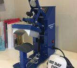 Digital Hot Press Machine Cap Ball Clam Sublimation Heat Transfer Press for Caps