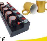 Sublimation Heat Press 5 In 1 Mug Press Machine