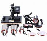 8 in 1 multifunction combo digital heat press machine