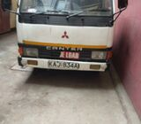 A MITSUBISHI CANTER IN GOOD WORKING CONDITION