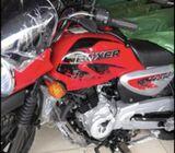 Bajaj boxer BM 150. Brand new motorbike