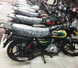 Captain max 150 brand new motorbikes
