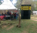 PA system for hire any where and any time you need it