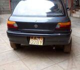 Toyota starlet KAM 028Y for sale