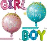 Baby Shower Balloons Boy or Girl