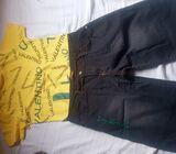 Trouser + T-shirt For Kids
