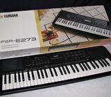 Yamaha psr e273 -box-1024*73