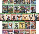 Marvel Comic Books