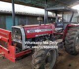 Tractor Massey Ferguson MF385 4x4