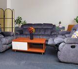 oceanic Grey Recliner Sofa Set in Kisii,Kenya at Neilan Furniture.