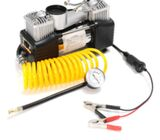 Air Compressor, Portable Heavy Duty Air Pump 12v Air Compressor, Tire Inflator 150 PSI, by for Off R